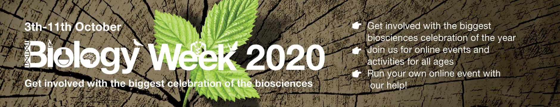 Biology Week 2020