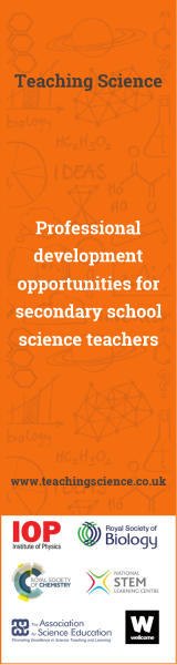 Side banner 5: Teaching Science