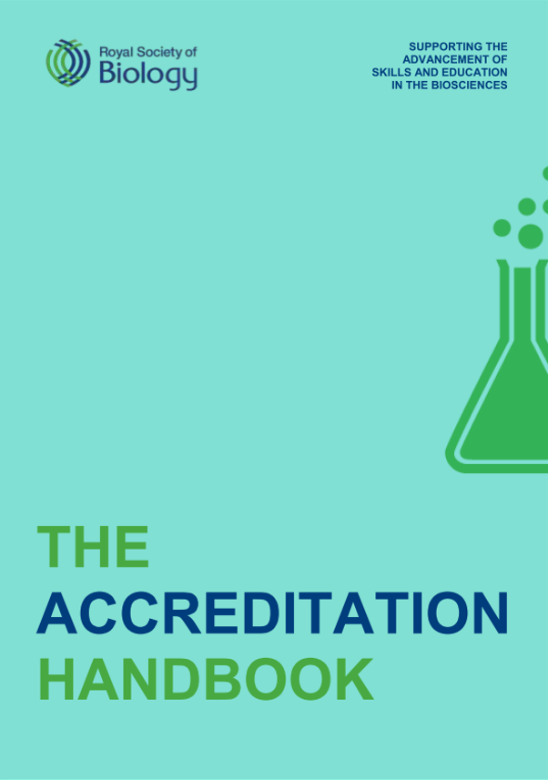 The Accreditation Handbook