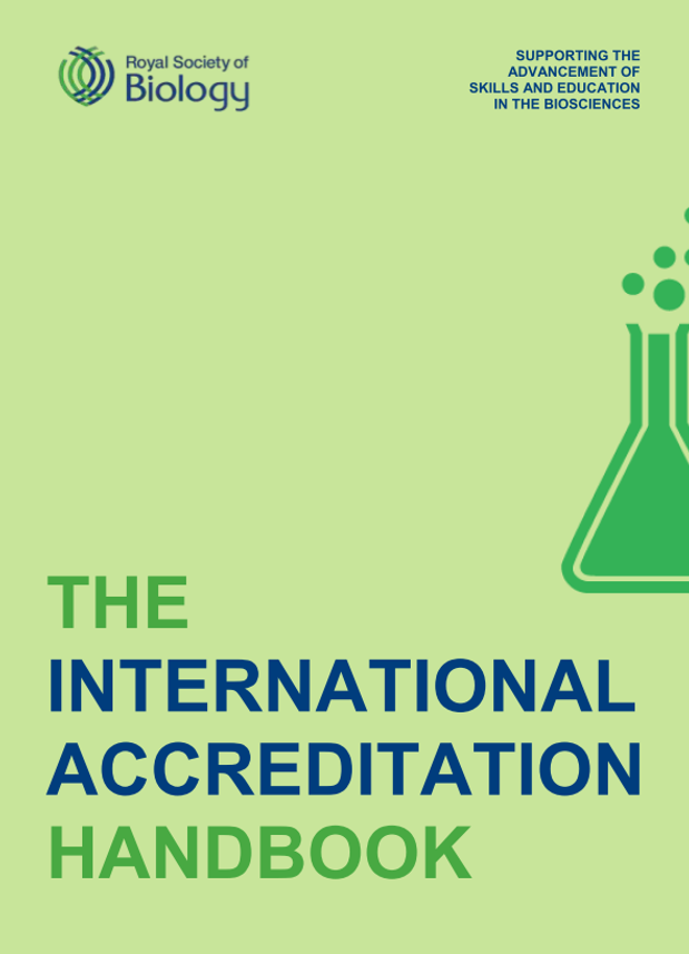 The International Accreditation Handbook