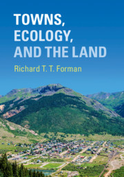 Towns ecology and the land