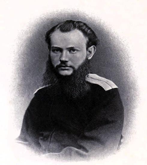 Peter Kropotkin 1864