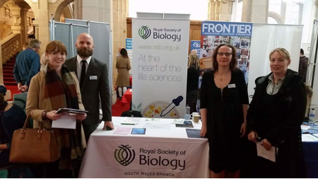 South Wales ScienceCareersFair
