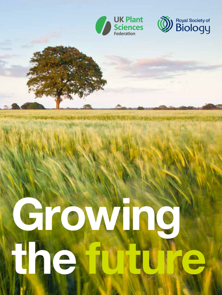 Front cover growing the future report